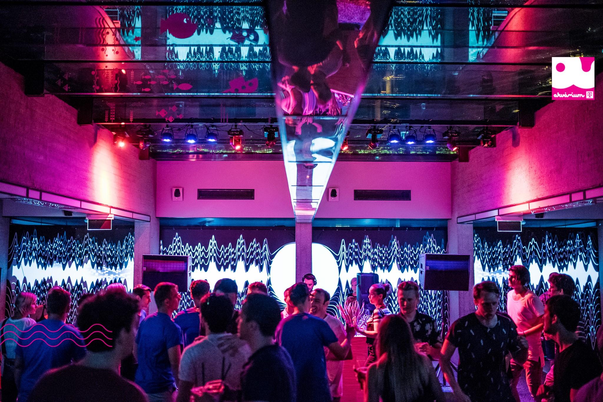 Akvárium Budapest LED világítás