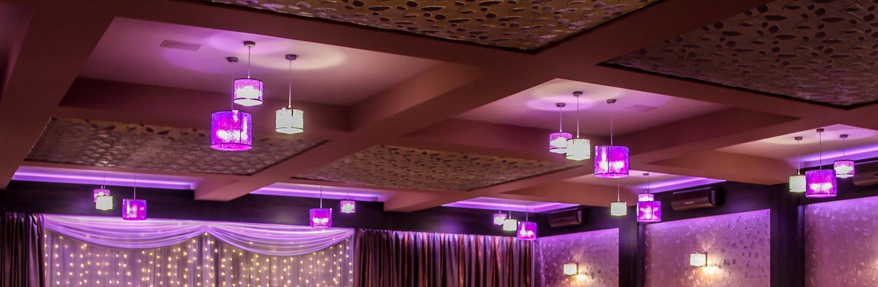 Park Hotel Gyula Philips Hue LED világítás