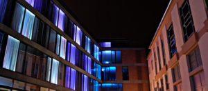 Szeged Art Hotel LED világítás